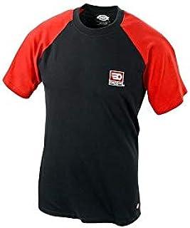 Facom VP.TSHIRT-SPB - Camiseta para hombre, color rojo y negro: Amazon.es: Coche y moto