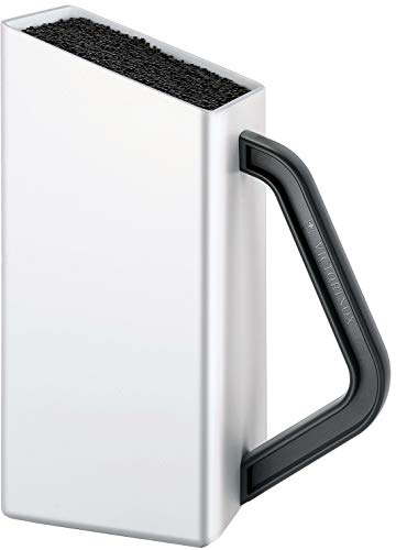 Victorinox Swiss Classic Universeel messenblok, groot, leeg, ongevuld, kunststof, nylon inzetstuk, wit