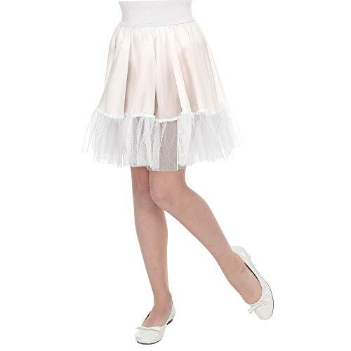 Widmann Srl dames-onderrok voor meisjes, met jurk, meerkleurig, WDM01109