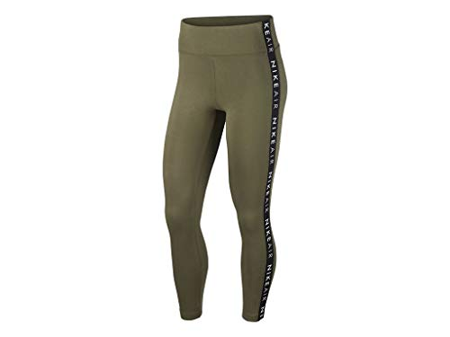Desconocido Unbekannt Nike Air Tights und Leggings, Damen M Grün (medium Olive)
