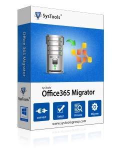 SysTools Exchange vers Office 365 Migration (livraison par courrier électronique - pas de CD)