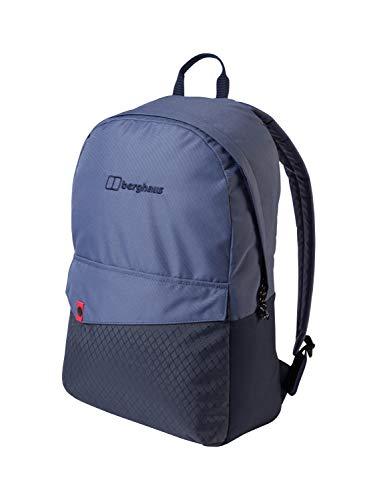 Berghaus Unisex-Adult Brand Bag Rucksack Dunkelblau