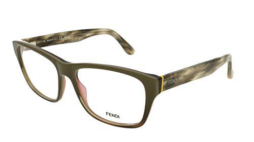 FENDI 1026 317 RX Brille, Brillen, Rahmen und Etui, 54 mm