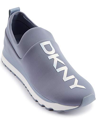 DKNY Jayden, Zapatillas Mujer, Azul Celeste, 40 EU