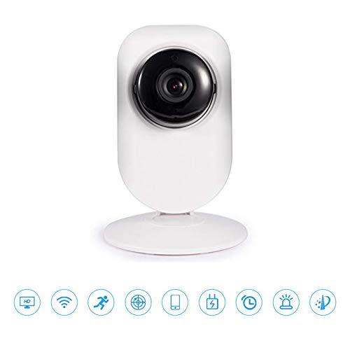 Home Beveiligingscamera, Wifi Draadloze IP Camera met Bewegingsdetectie, Cloud Opslag, Nachtzicht, 2 Weg Audio, Baby Oudere Huisdier Nanny Monitor