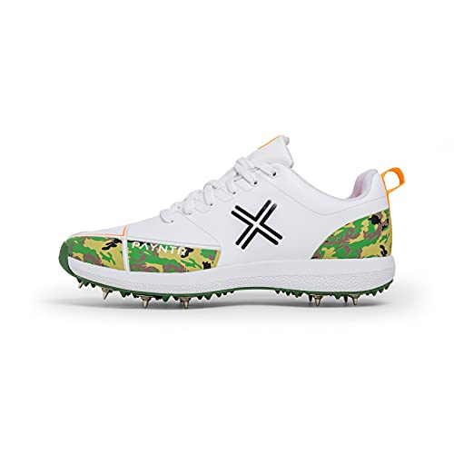 Payntr X Spikes (Camo) Cricket Shoes - 2021