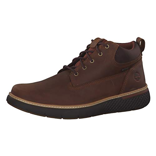 Timberland Bota Chukka Cross Mark Gore-Tex® MT Brown Full Grain Marrón Hombre - 43, Hombre, OI2019