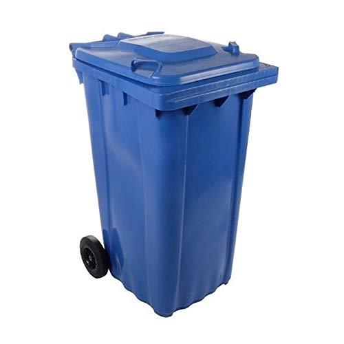 SSI Contenedor Basura 240 litros Color Azul