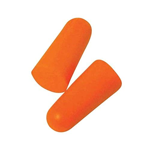 Silverline 282557 200 Pack 37 Decibel SNR Ear Plugs