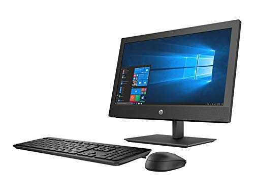 "HP ProOne 400 G4 20"" Desktop-PC (Intel Core i5 9. Generation, 8GB RAM, 256GB SSD) schwarz"