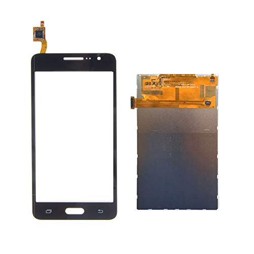 zNLIgHT Piezas de Tel¨¦Fono internas | Pantalla t¨¢ctil de Cristal Digitalizador + LCD para Samsung Galaxy Grand Prime SM-G531F G531H-pantalla t¨¢ctil Negra + LCD