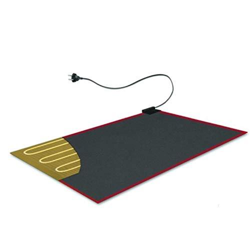 Beheizbare Teppich-Unterlage 25°C 140x200cm Unter-Teppich Fußmatte Wärmeteppich