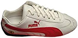 e1739b23d2 Puma Chaussures SF Speed Cat LW Blanc/Rouge Taille 39
