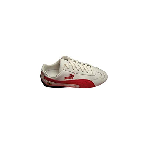 Ferrari Puma SF Speed Cat LW Sneaker wit/rood maat 40