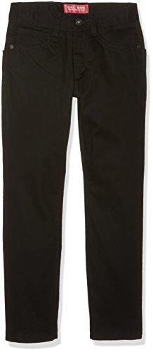 G.O.L. Jungen Five-Pocket-Stretch-Jeans, Regularfit Jeanshosen, Schwarz (Black 2), 152