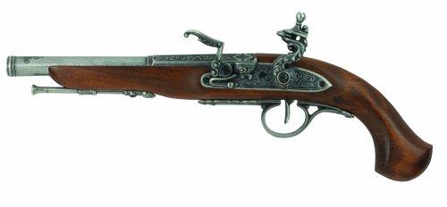 old flintlock pistol - 2