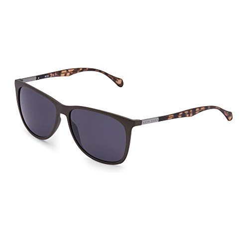 Hugo Boss 0823/S IR gafas de sol, Marrón (Brwn Brwnhvn/Grey Blue), 58 Unisex-Adulto