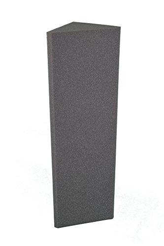 Bass Trap Liso H100 D25 corrección acústica Paquete de 4