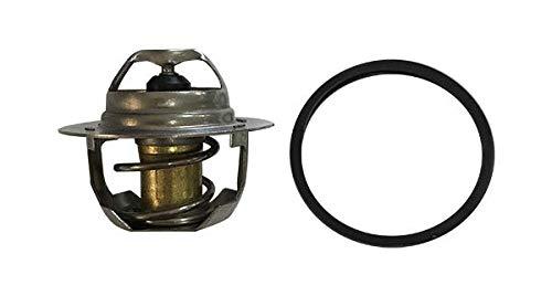 Termostato 83ºC Compatible 3RG OEM 8200030307 - Piezas para Coche y Piezas para Moto - Recambios Motor y Otras Partes de Vehículo Compatibles con Marcas de Coche y Moto