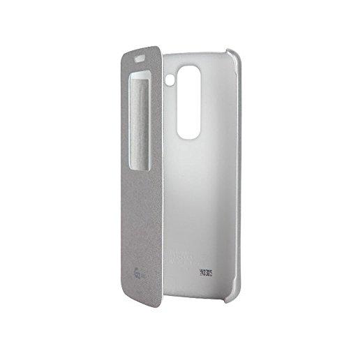 LG Flip Cover für G2 Mini silber