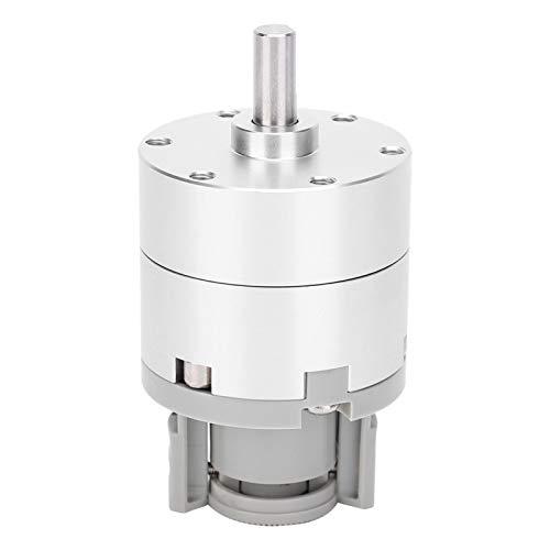 PUSOKEI Mini Cilindro de actuador Giratorio, Accesorios neumáticos de Alta precisión de Control de 20 mm, Cilindro de Aire CRB2BW30‑90S para la Industria automatizada