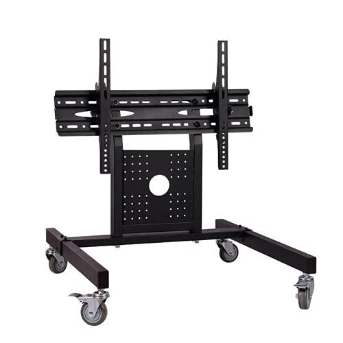 Soporte universal para TV de pared para TV de 32 a 65 pulgadas de altura ajustable soporte de base de TV para LED, LCD, plano, TV y monitor