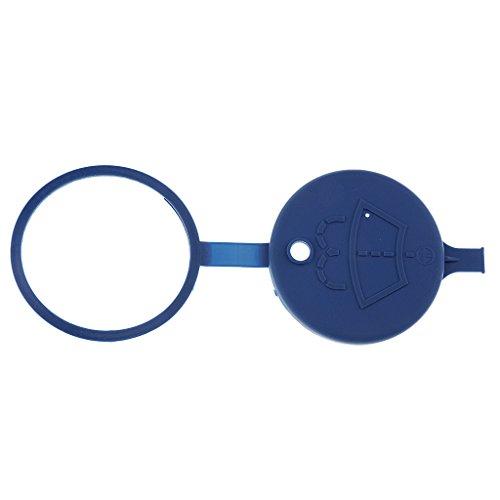 perfk 1 x Kappe Deckel Blau 643230 Scheibenwaschbehälter Abdeckkappe, Zubehörmarkt-Teil