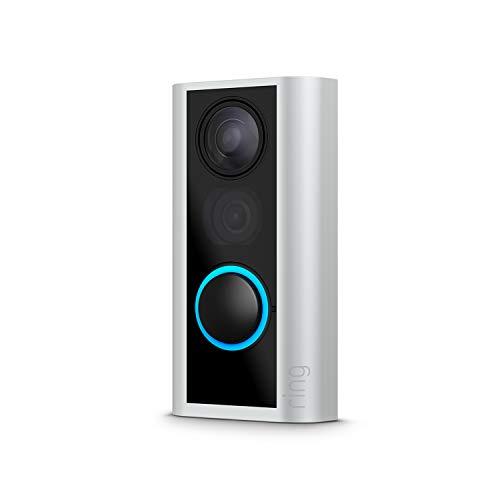 Ring Door View Cam | De videodeurbel die je kijkgat vervangt met een 1080p HD-video en tweeweg-audio. Voor deuren met een dikte van 34-55 mm.