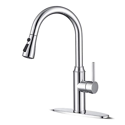 Kitchen faucets with Pull Down Sprayer, faucets for Kitchen...