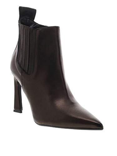 Karl Lagerfeld Botas Veneto Tacón Cuero Negro KLL30440 Negro Size: 39 EU