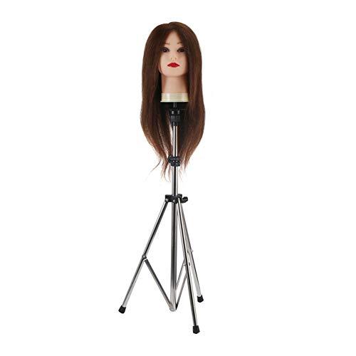 tete a perruque Perruque stand tête Perruque titulaire Perruque tête stand et mannequin Perruque stand trépied