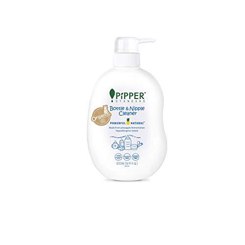 PiPPERSTANDARD(ピッパースタンダード)『哺乳瓶・野菜用洗浄剤500mlポンプボトル(ジェントルフレッシュ)』