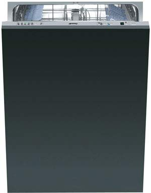 Smeg ST8646U 24 Inch Built In Fully Integrated Dishwasher, 9 Wash Cycles, 13