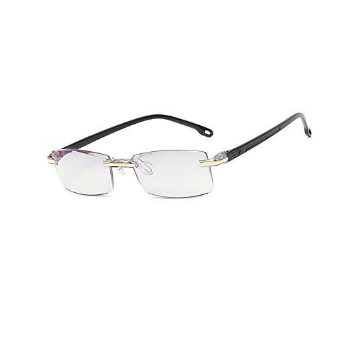 拡大鏡 メガネ めがね ルーペメガネ 1.8倍 クラフトルーペ アンチブルーライト 疲労軽減 細かな作業 読書 贈り物 4点セット
