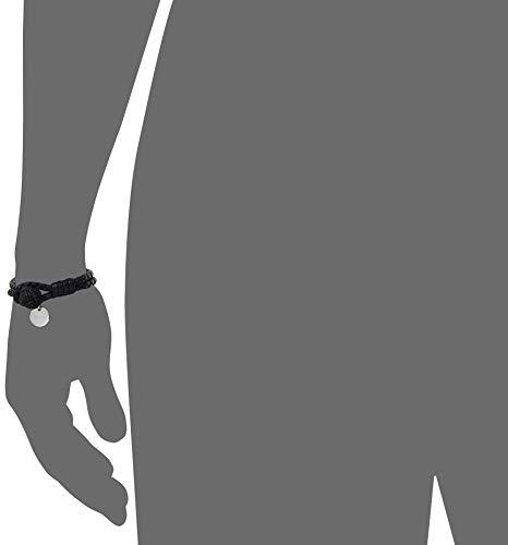 [ボッテガヴェネタ]ブレスレット113546-V001Dイントレチャートバングルラム革ブラック[並行輸入品]