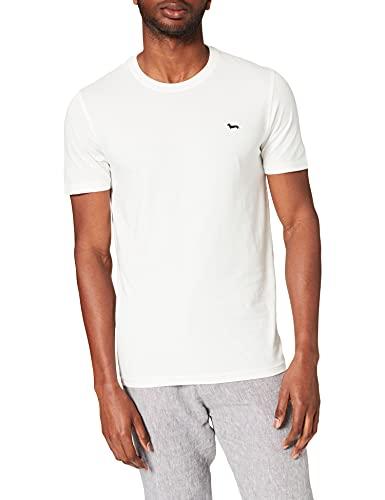 Harmont & Blaine INF001021055 Camiseta, Blanco, S Hombre