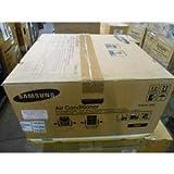 Samsung NJ052MHXCA 18,000 BTU 4-Way Multi-Zone Indoor Cassette DUCTLESS Mini-Split Heat Pump Unit, 208-230/60/1 R-410A