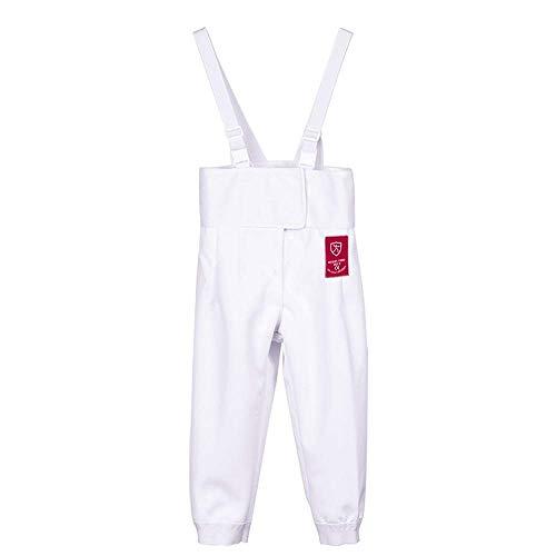 Hyfecing Fecht-Hose, CE-zertifiziert 350 N, Fecht-Schutzhose, Ausrüstung für Kinder, 56 yards