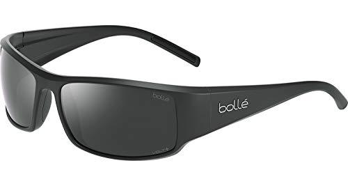 bollé Gafas de sol unisex, color negro mate, L