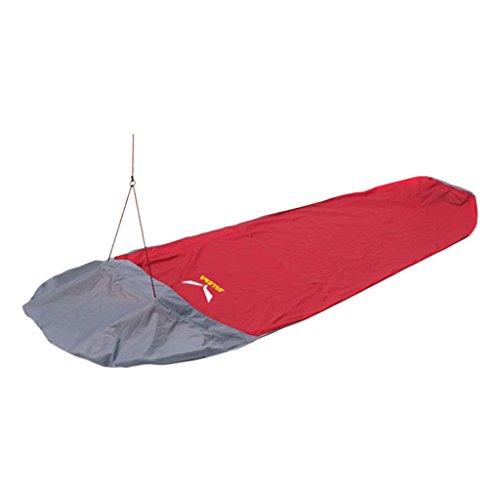 SALEWA PTX BIVIBAG II Biwacksack, Red/Anthracite, UNI