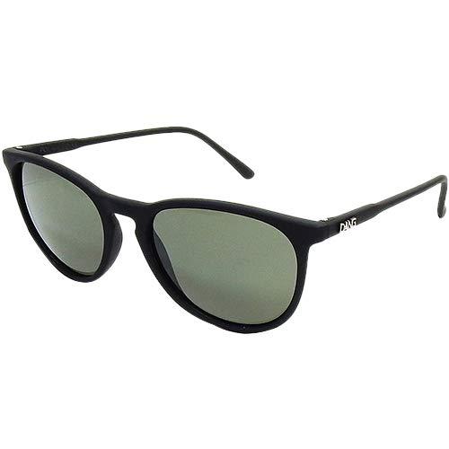 [ダン・シェイディーズ] サングラス フェントン 偏光レンズ FENTON Black Soft×Dark Green Gray Polarized ...