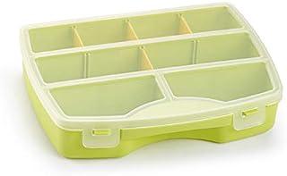 منظمات و صناديق للاكسسوارات من البلاستيك فورتيه - أخضر