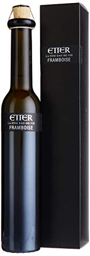 Etter Black Beauty Framboise in Geschenkverpackung Edel Fruchtbrand Schweiz (1 x 0.2 l)
