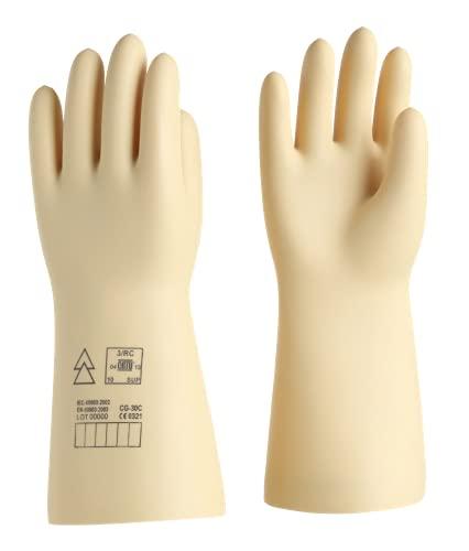 Isolierte Handschuhe IEC 60903 Klasse 0 T9