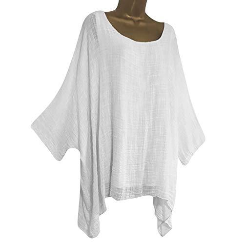 Blouses for Women Fashion 2020 Fashion Printing Stripe Round Neck Long Sleeve Casual Blouse Sweatshirt Womens Blouses Short/Long Sleeve Onsale Black XL