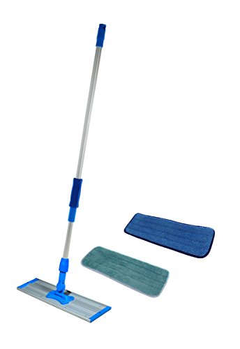 Real Clean 36 inch Commercial Microfiber Mop Kit