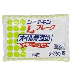 はごろもフーズ シーチキン オイル無添加 Lフレーク 1kg×(2袋)