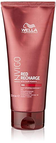 Wella - Conditionneur Color Recharge Cool Red 200 ml