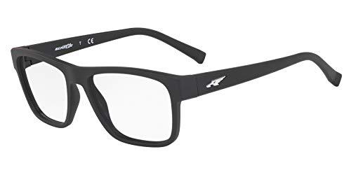 Arnette 0AN7169 Monturas de gafas, Matte Black, 55 para Hombre