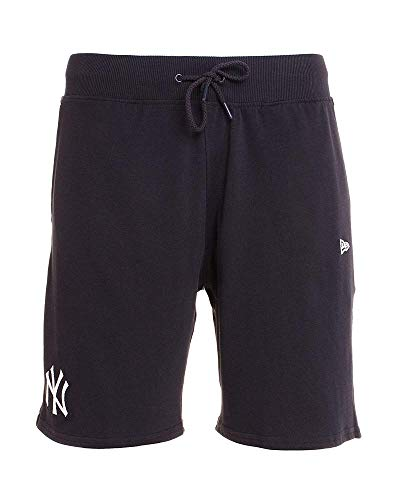 A NEW ERA Team Apparel Ft Short Neyyan - Short Linie New York Yankees Unisex Erwachsene S Marineblau